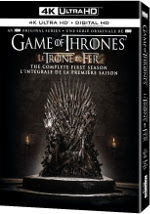 Game of Thrones season 1 (4K Ultra HD)