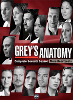 Grey's Anatomy The Complete Seventh Season