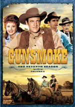 Gunsmoke: The Seventh Season Volume Two