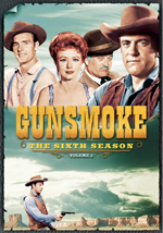 Gunsmoke: The Sixth Season Volume One