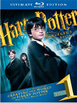 Harry Potter and the  Philosopher's stone: Ultimate collector's edition