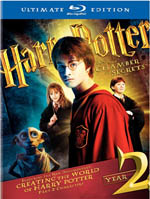 Harry Potter and the  chamber of secret: Ultimate collector's edition