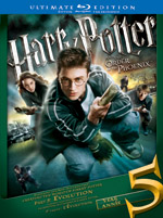 Harry Potter and the order of the Phoenix Ultimate Edition