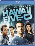 Hawaii Five-0 the Third Season