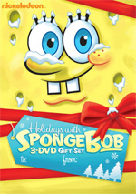 Holidays with SpongeBob (3-DVD Gift set)