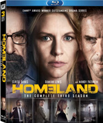 Homeland: The Complete Third Season