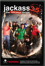 Jackass 3.5 The Unrated movie