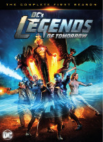 DC's Legends of Tomorrow The Complete first season