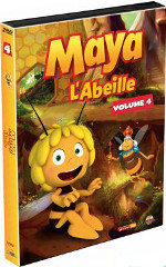 Maya l'Abeille volume 4