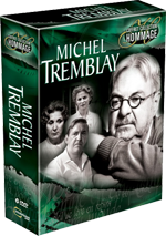 Michel Tremblay, Coffret collection Hommage