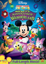 Mickey Mouse Clubhouse: Mickey�s Adventures In Wonderland