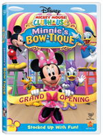 Mickey Mouse Club House - Minnie's Bow-tique