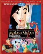MULAN/MULAN II: 2-Movie Collection