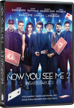 Now You See Me 2 (Insaisissable 2)