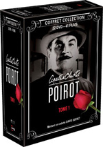 Hercule Poirot, Coffret Collection 1