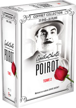 Hercule Poirot, Coffret Collection 2