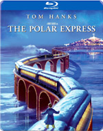POLAR EXPRESS (LIMITED EDITION STEEL BOOK)