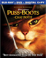 Puss in Boots (Le Chat Potté)