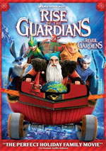 Rise of the Guardians Holiday Edition
