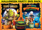 Halloween Party (Scared Shrekless and Monsters vs. Aliens: Mutant Pumpkins from Outer Space)