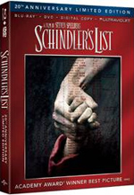 Schindler's List - 20th Anniversary Limited Edition