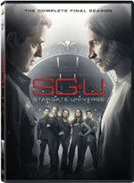 Stargate Universe The complete final season