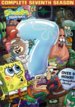 Spongebob Squarepants: Complete Seventh Season