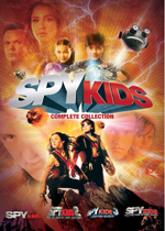 Spy Kids Complete Collection