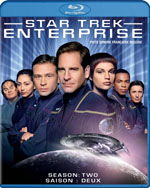 Star Trek Enterprise: The Complete Second Season
