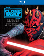 STAR WARS: THE CLONE WARS: SEASON FOUR