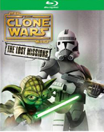 Star Wars : The Clone Wars The Lost Missions