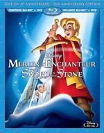 The Sword in the Stone 50th Anniversary Edition