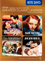 TCM Greatest  classic films: Legends - Bette Davis