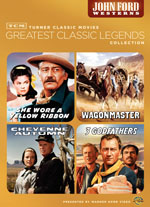 TCM GREATEST CLASSIC FILMS LEGENDS: JOHN FORD WESTERNS