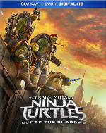 Teenage Mutant Ninja Turtles: Out of the Shadows (Les tortues ninja : La sortie de l'ombre)
