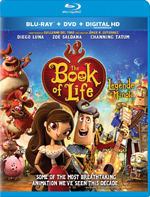 The Book of Life (La légende de Manolo)