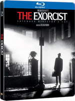 THE EXORCIST: EXTENDED DIRECTOR'S CUT (LIMITED EDITION STEEL BOOK)