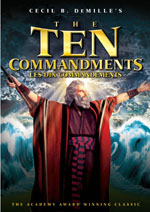 The Ten Commandments (vf Les Dix Commandements)