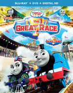 Thomas & Friends: The Great Race (Thomas et ses amis : la grande course)