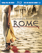 ROME : The complete second season
