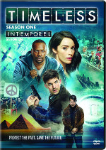 Timeless: season 1 (Intemporel)