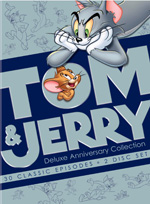 Tom and Jerry Deluxe Anniversary Collection