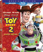 Toy Story 2 Combo Blu-ray / DVD