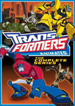 Transformers Animated the complete series