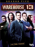 Warehouse 13: Season 5