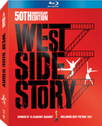 West Side Story 50th Anniversary Edition (vf West Side Story Édition 50e aniversaire)