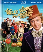 Willy Wonka and the chocolate factory (BD DIGIBOOK)