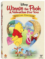 Winnie the Pooh a Valentine for you Special Edition