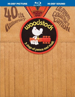 Woodstock: 40th Anniversary - Ultimate Collector's Edition