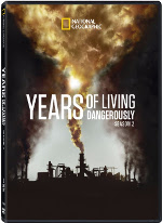 Years of living dangeroously season 2